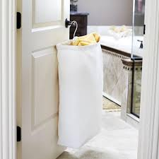 Bathroom Cart On Wheels by Home Tips Maximizes Space For Laundry While Minimizing Floor