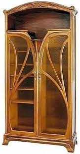 Art Deco Round Display Cabinet Art Deco Bookcases Foter