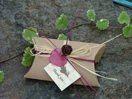 evergreen memories tree seedlings and seed wedding favors within