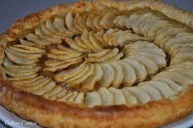 cuisine tarte aux pommes tarte aux pommes à la confiture de figues gulcan cuisine