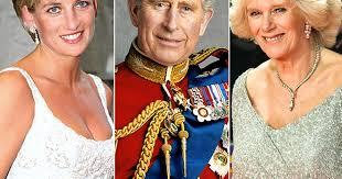 Princess Diana Prince Charles Prince Charles The Late Princess Diana And Camilla Parker Bowles