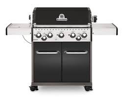 Backyard Grill 5 Burner Propane Gas Grill by Broil King Baron 590 5 Burner Gas Grill With Side Burner Wayfair
