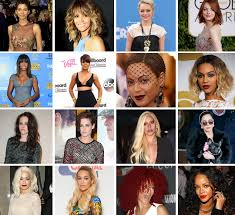 24 celebrity hair transformations we love glamour south africa