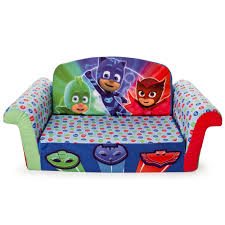 Kids Flip Out Sofa Bed With Sleeping Bag Kids U0027 Couches U0026 Sofa Chairs Toys