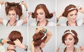 Frisuren Kurze Haar Selber Machen by Die Besten Vintage Frisuren Für Frauen Mit Kurzen Haaren