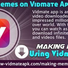 App For Making Memes - textaloud ivona kimberly22 making memes on vidmate application