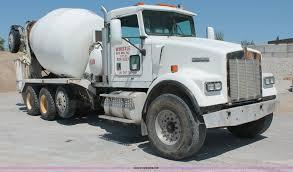 2000 kenworth 2000 kenworth w900b cement mixer truck item c2755 sold