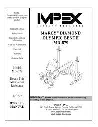 Marcy Diamond Bench Bench Marcy Diamond Mid Size Bench Marcy Diamond Elite Smith