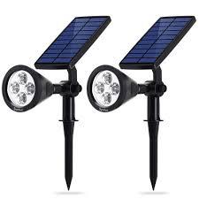 Solar Light by Amazon Com Syntus Upgraded Solar Lights Landscape Lighting Led