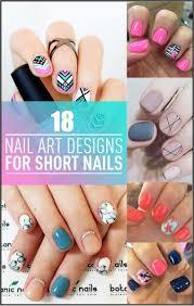 nails designs for short nails choice image nail art designs