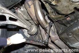 bmw e46 oxygen sensor replacement bmw 325i 2001 2005 bmw