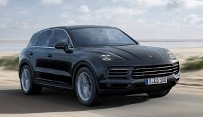 2018 porsche cayenne models make global debut myautoworld com