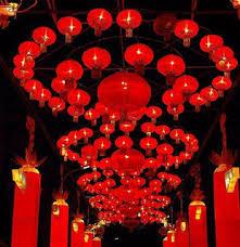 lunar new year lanterns lantern festival date origin history traditions food