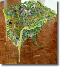 recycled junk garden furniture how to do this work