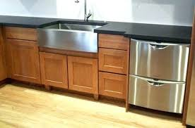 Stainless Steel Farm Sinks For Kitchens Stainless Steel Farmhouse Sink Houzz Stainless Steel Farmhouse