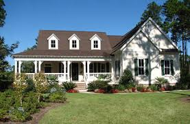 Coastal Cottage Plans Coastal House Plans Plan S Throughout Design Inspiration