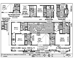 the breakers floor plan rockbridge modular homes claremont rb614a find a home