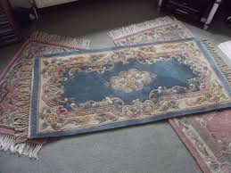 Chinese Aubusson Rugs Chinese Aubusson Style 100 Wool Rugs 13 Each Or All 3 For
