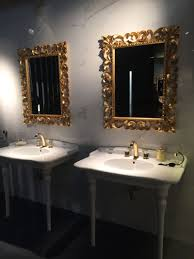 gold bathroom mirror home design ideas and pictures