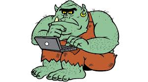 internet troll eclosure