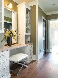 White Subway Tile Bathroom With White Vanity Transitional Sage Green Bathroom With White Vanity White Shelving