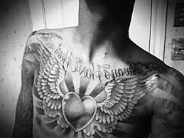 black chest tattoos hd tattoos 3d chest picture