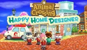 Trading Card Designer Nintendo World Hosting Next Animal Crossing Happy Home Designer