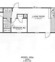 2 bedroom floor plan 2 bedroom floorplans modular and manufactured homes in ar