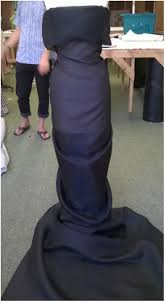 Draping On A Dress Form Pattern Draping