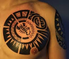 polynesian designs and their meaning about polynesian tattoos