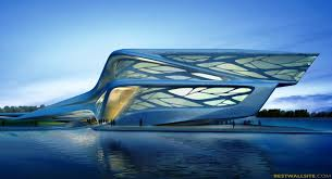futuristic architecture bestwallsite com