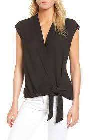 womens black blouse s black blouses tops tees nordstrom