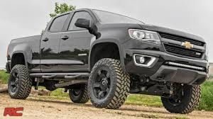 nissan frontier lift kit before and after 2015 2017 chevrolet colorado 6 inch suspension lift kit by rough