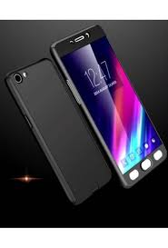 Oppo A71 Oppo A71 Ipaky 360 Degree Protection Black Plastic Front