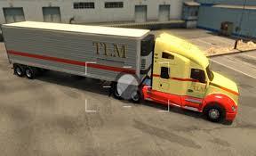 kenworth trailers skin kenworth t680 trailer tlm larmex mod ats mod american