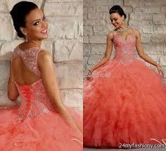 quinceanera dresses coral quinceanera dresses coral 2016 2017 b2b fashion