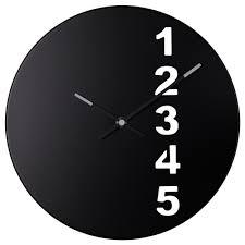 Wall Clocks by Fejs Wall Clock Ikea