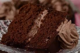chocolate chiffon cake joyofbaking com video recipe