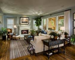 Living Room Traditional Family Rooms Design Decorating Ideas For