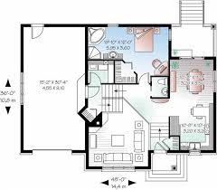split level floor plans split level house designs the plan collection