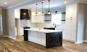custom made kitchen cabinets amish made custom kitchen cabinets schlabach wood design