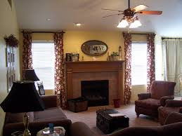 family room curtains ideas home design