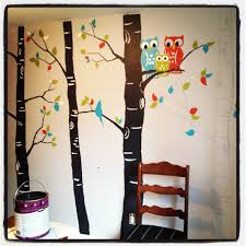 hunter s nursery mural wall and lights fit mama real food i feel so lucky to have a hubby with such a talent this is something i would never have been able to do and if i had tired a i would need