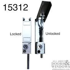 Sliding Patio Door Lock Lovely Keyed Patio Door Lock Rotating Bolt Keyed Patio Door Locks