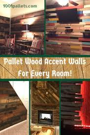 wood wall ideas pallet wood wall diy ideas 1001pallets