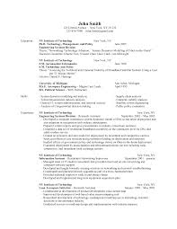 Objective For Electrical Engineer Resume 100 System Engineering Resume Release Engineer Resume Build