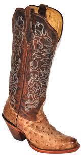 exotic skin boots ostrich caiman python