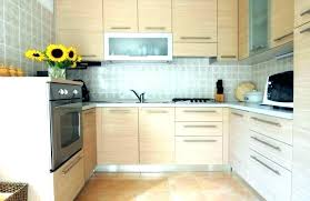 cost of installing kitchen cabinets how much does it cost to install new kitchen cabinets 20 20 cost