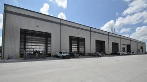 Overhead Door Fairbanks Sec Energy Products Plant Expansion Satterfield Pontikes