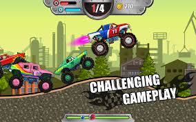 monster truck extreme racing games monster wheels kings of crash android apps on google play